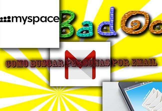 Como buscar personas por email gmail correo electronico internet formas metodos busqueda