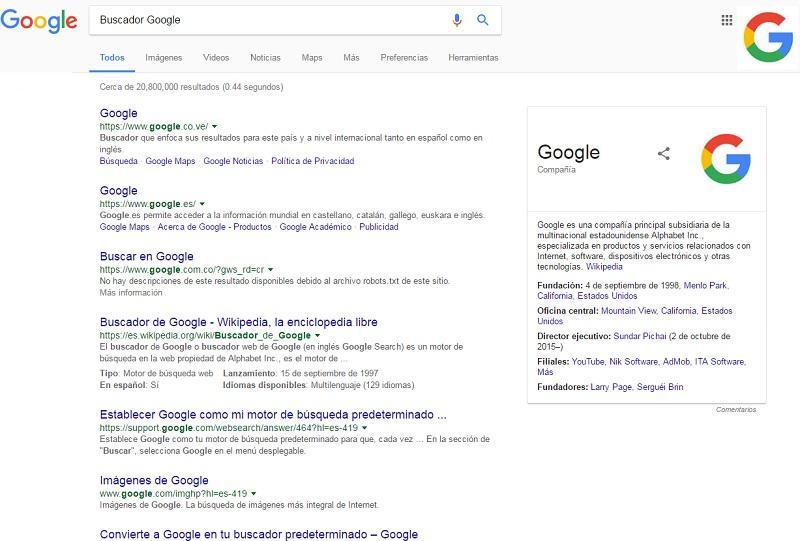 Como buscar personas en argentina google navegador web internet sitio lugar herramienta