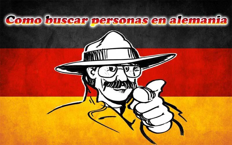 Como Buscar Personas En Alemania 2da Parte Como Buscar